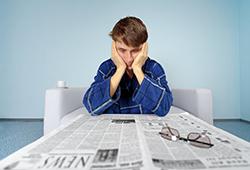 поиск работы, собеседование, отказ рекрутера